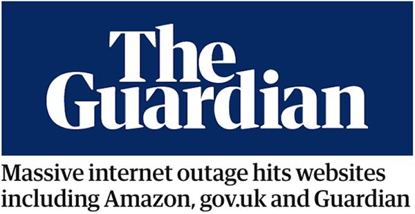 Massive Internet Outage